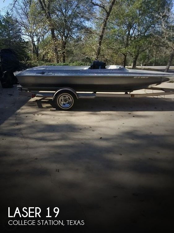 Used Laser Boats For Sale by owner   1982 Laser 19