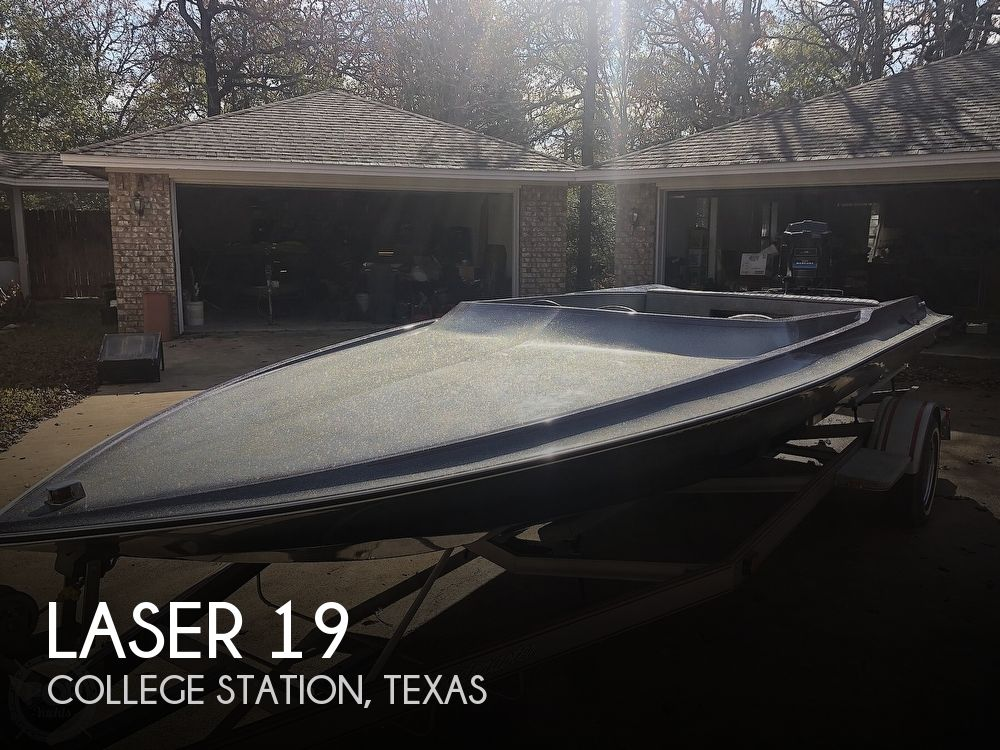 1982 LaserPerformance boat for sale, model of the boat is 19 & Image # 1 of 36
