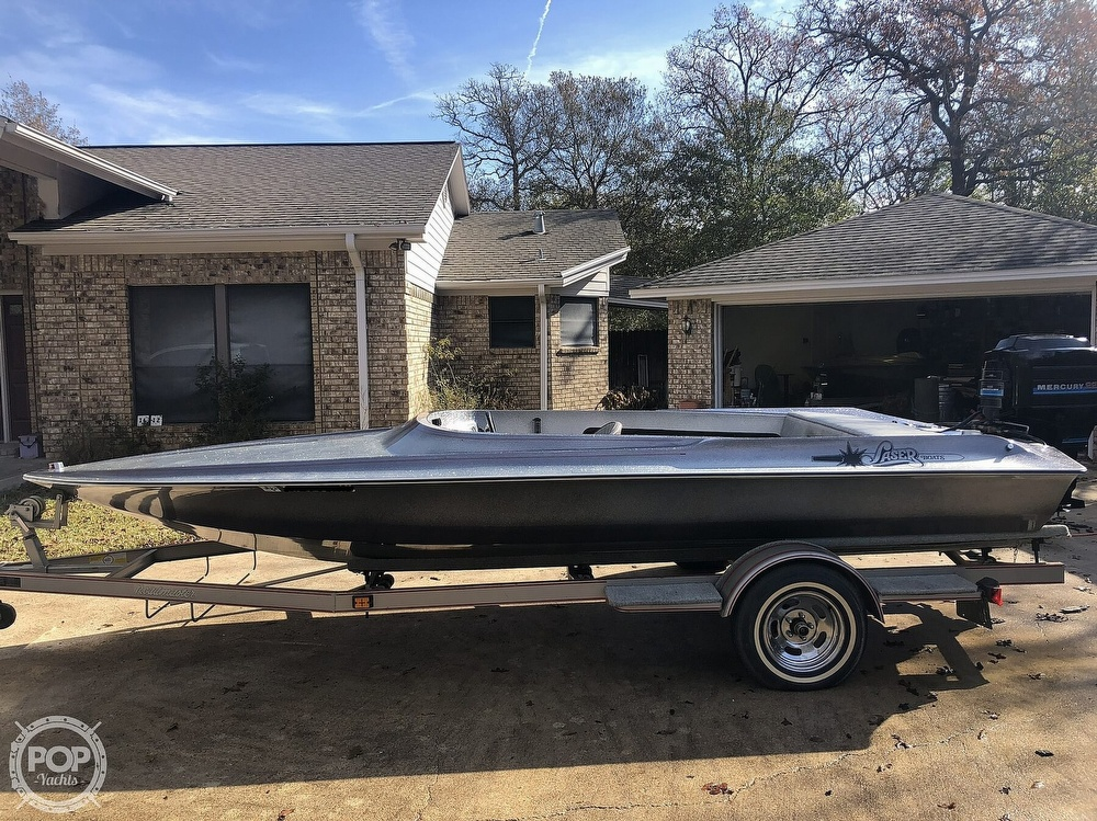 1982 LaserPerformance boat for sale, model of the boat is 19 & Image # 2 of 36