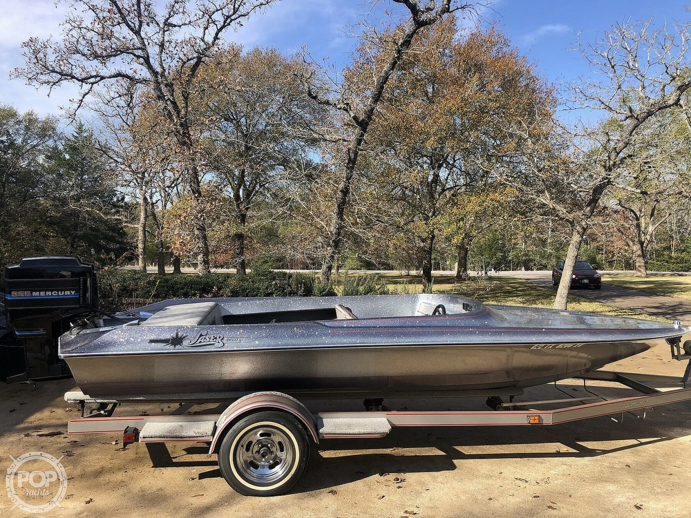 1982 LaserPerformance boat for sale, model of the boat is 19 & Image # 4 of 36