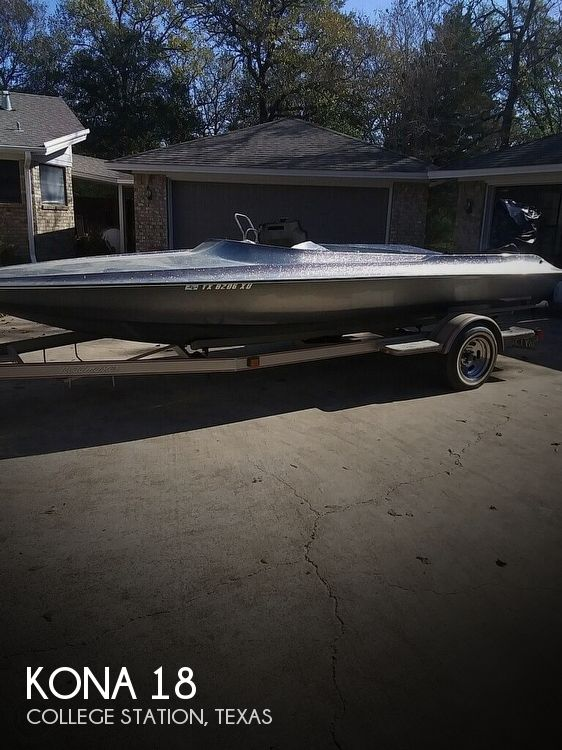 Used Kona Boats For Sale by owner | 1978 Kona 18