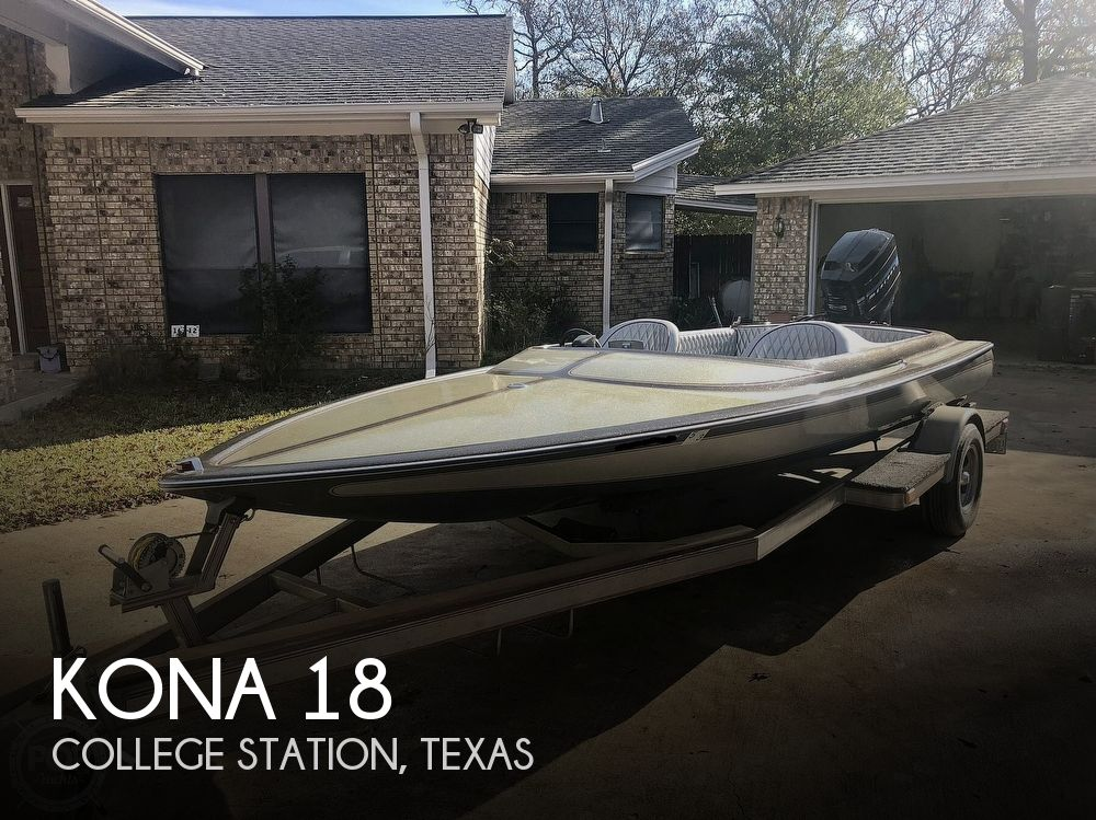 1978 Kona boat for sale, model of the boat is 18 & Image # 1 of 40