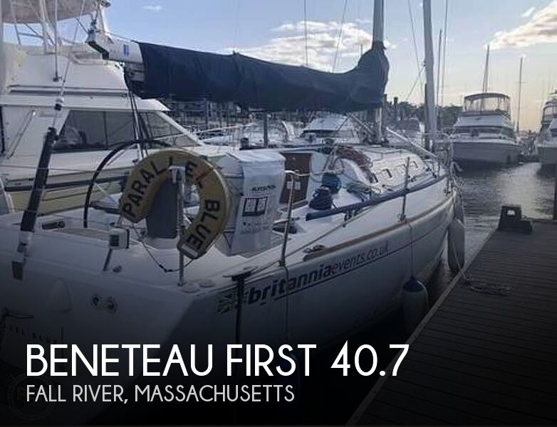 Used Beneteau Sailboats For Sale by owner | 2006 Beneteau First 40.7