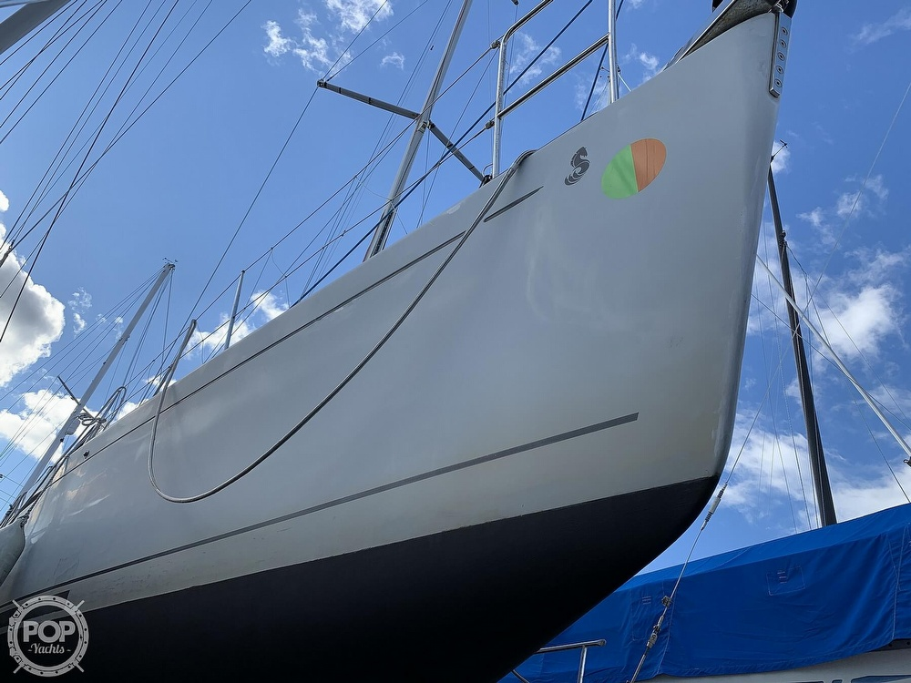2006 Beneteau boat for sale, model of the boat is First 40.7 & Image # 6 of 40