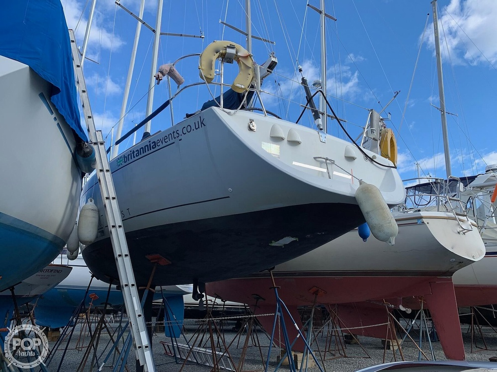2006 Beneteau boat for sale, model of the boat is First 40.7 & Image # 10 of 40
