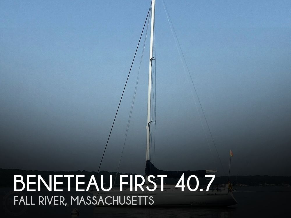 2006 Beneteau boat for sale, model of the boat is First 40.7 & Image # 1 of 40