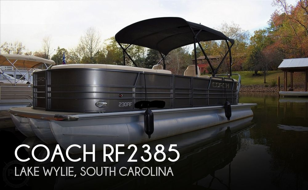 2018 Coach boat for sale, model of the boat is RF 2385 & Image # 1 of 40