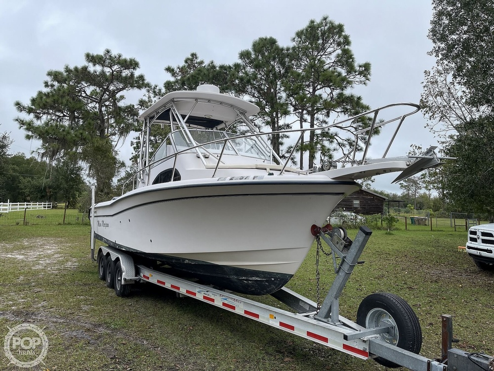 2002 Grady-White boat for sale, model of the boat is 282 Sailfish & Image # 8 of 40
