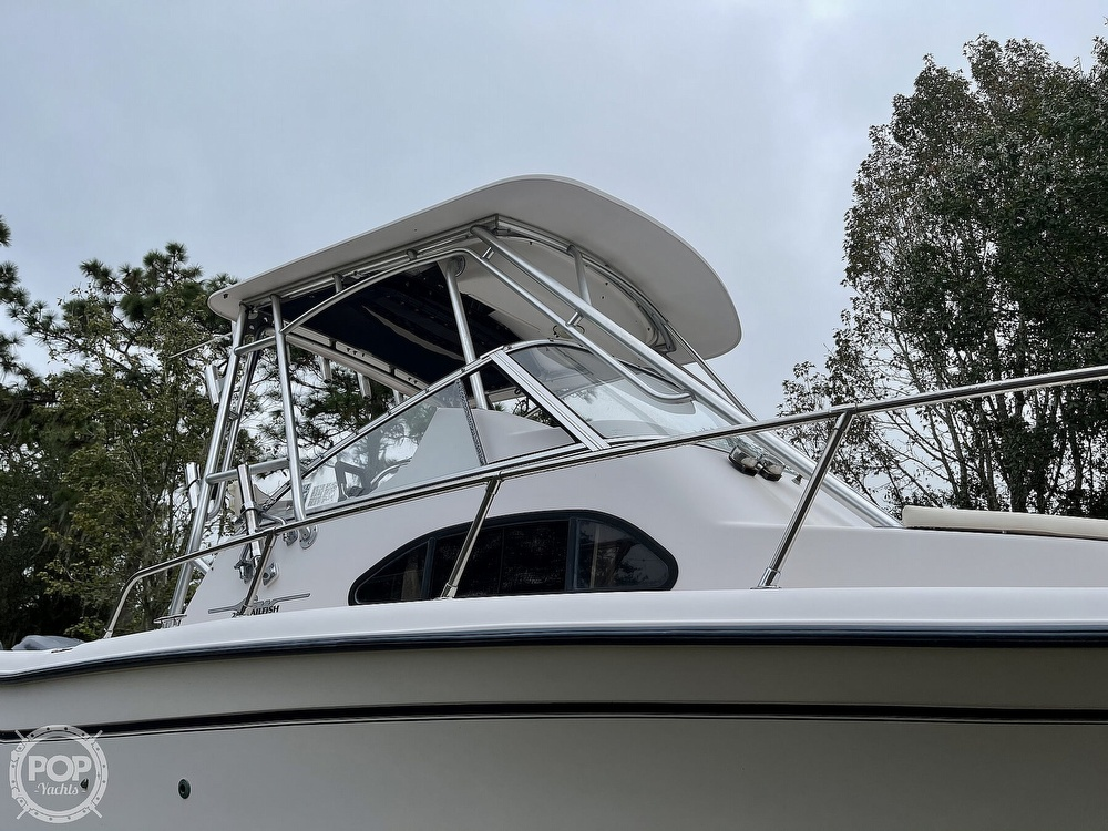 2002 Grady-White boat for sale, model of the boat is 282 Sailfish & Image # 13 of 40