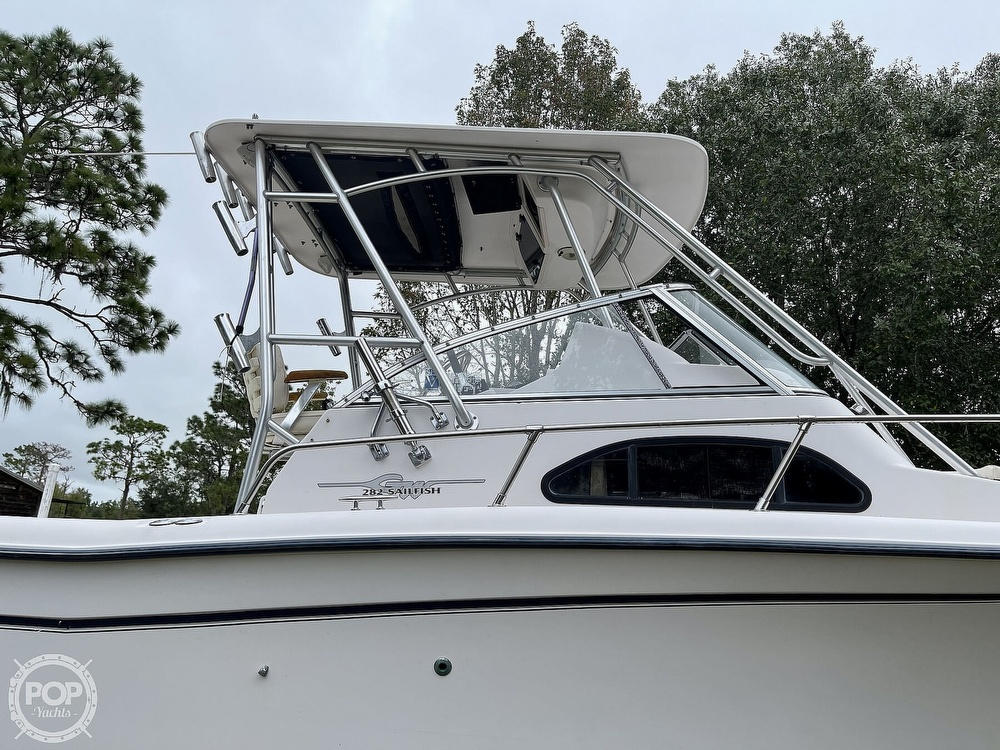 2002 Grady-White boat for sale, model of the boat is 282 Sailfish & Image # 17 of 40