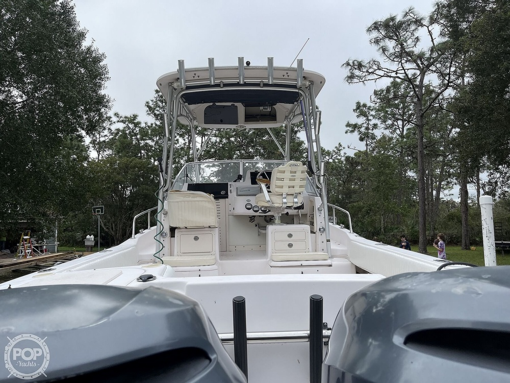 2002 Grady-White boat for sale, model of the boat is 282 Sailfish & Image # 24 of 40