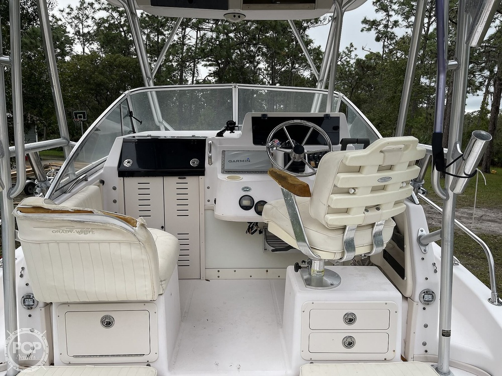 2002 Grady-White boat for sale, model of the boat is 282 Sailfish & Image # 33 of 40