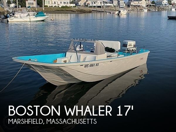 1969 Boston Whaler boat for sale, model of the boat is Katama & Image # 1 of 41