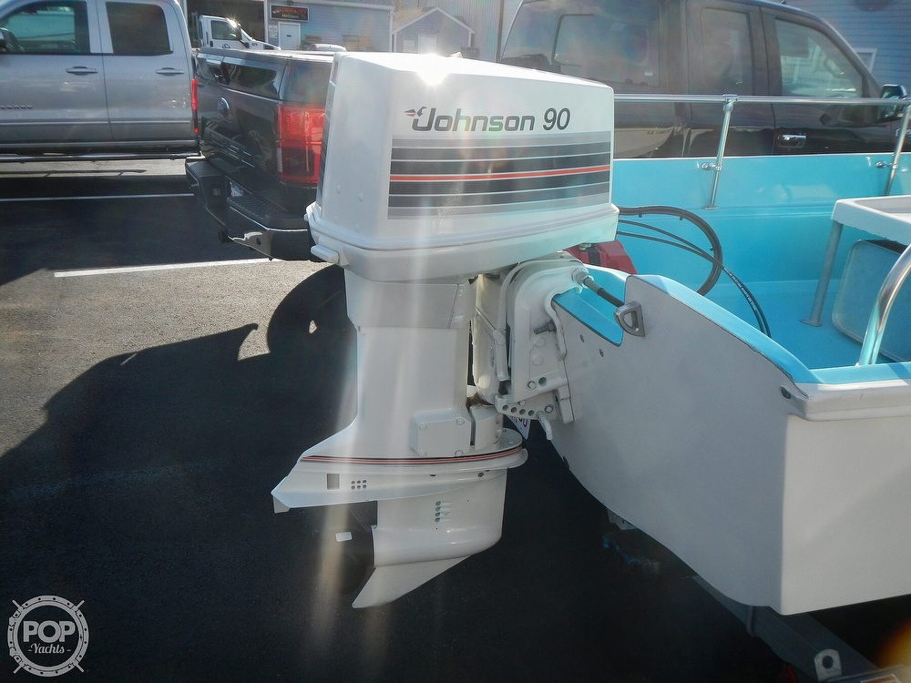 1969 Boston Whaler boat for sale, model of the boat is Katama & Image # 9 of 41