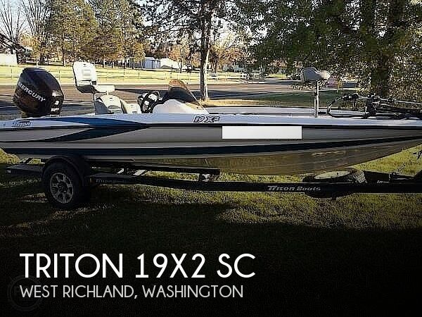 Used Boats For Sale in Kennewick, Washington by owner | 2008 Triton 19x2
