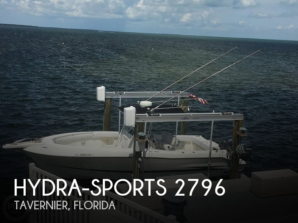 Used Hydra-Sports Boats For Sale by owner | 2000 Hydra-Sports 2796 Vector