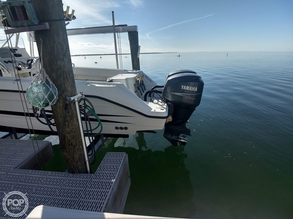 2000 Hydra-Sports boat for sale, model of the boat is 2796 Vector & Image # 11 of 40