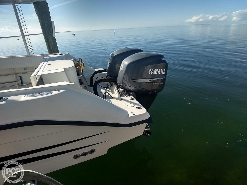 2000 Hydra-Sports boat for sale, model of the boat is 2796 Vector & Image # 12 of 40