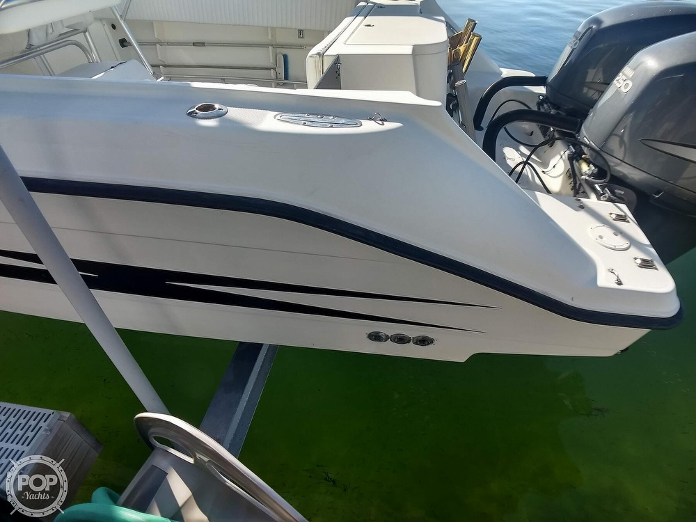 2000 Hydra-Sports boat for sale, model of the boat is 2796 Vector & Image # 15 of 40