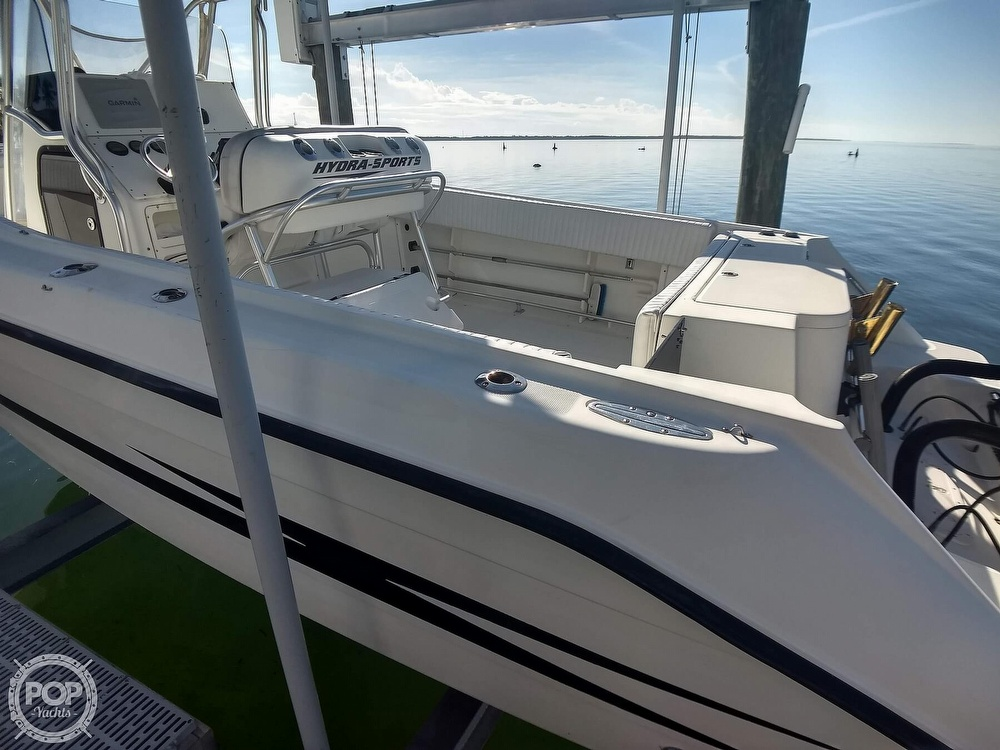 2000 Hydra-Sports boat for sale, model of the boat is 2796 Vector & Image # 16 of 40