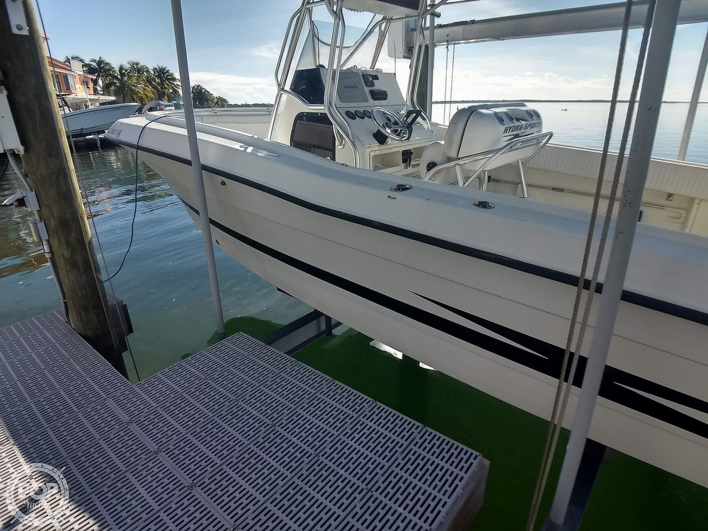 2000 Hydra-Sports boat for sale, model of the boat is 2796 Vector & Image # 17 of 40