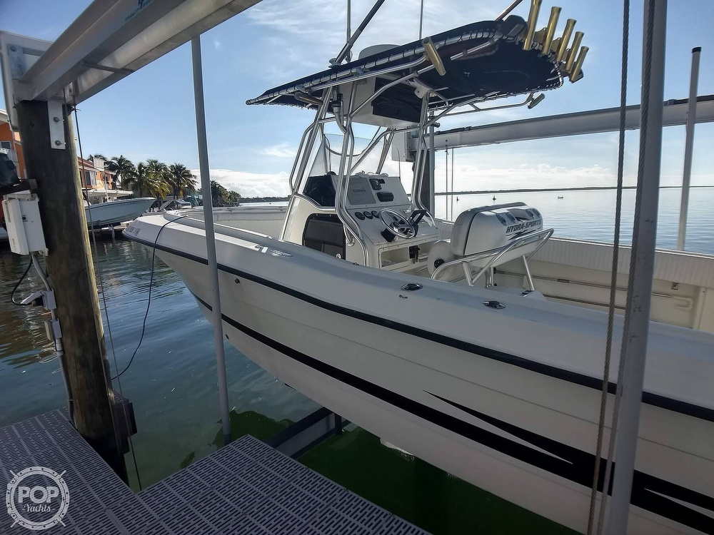 2000 Hydra-Sports boat for sale, model of the boat is 2796 Vector & Image # 18 of 40