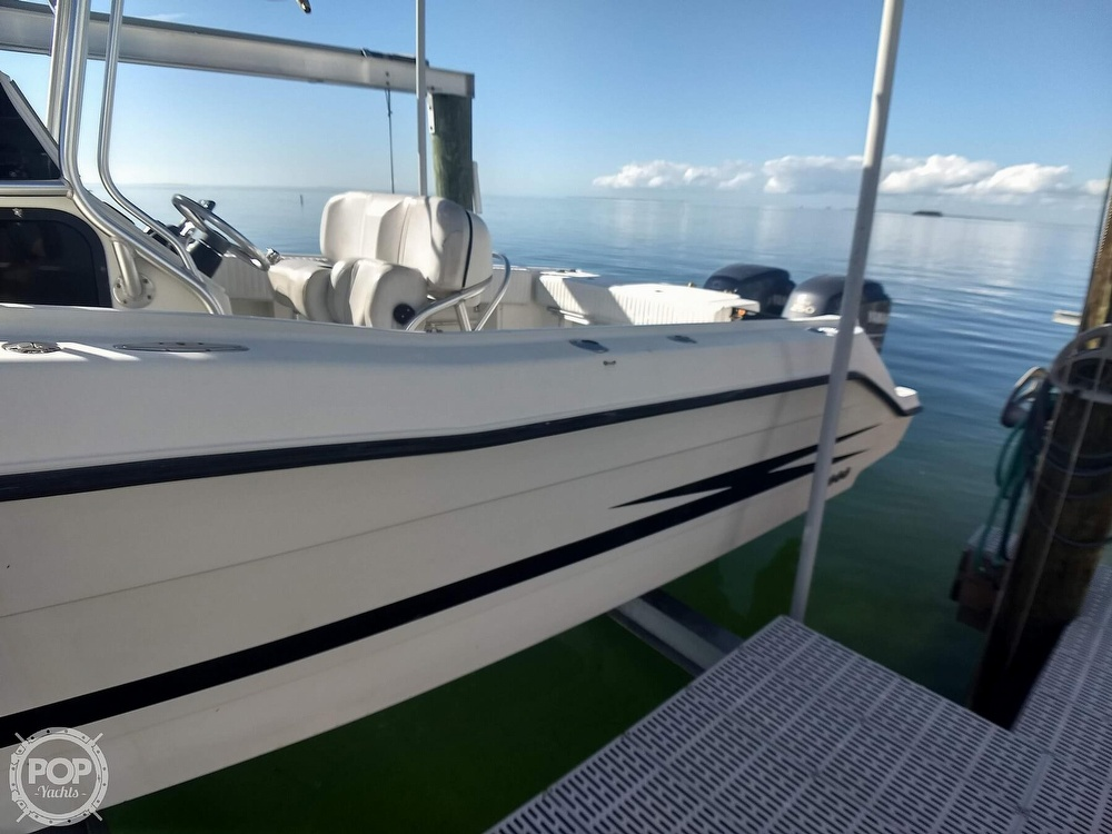 2000 Hydra-Sports boat for sale, model of the boat is 2796 Vector & Image # 19 of 40