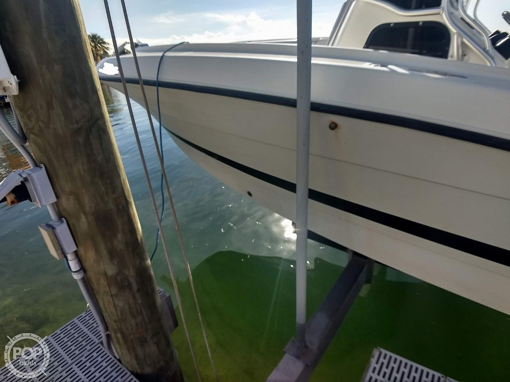 2000 Hydra-Sports boat for sale, model of the boat is 2796 Vector & Image # 24 of 40