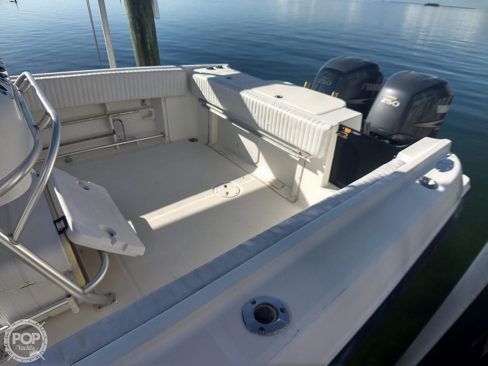 2000 Hydra-Sports boat for sale, model of the boat is 2796 Vector & Image # 25 of 40