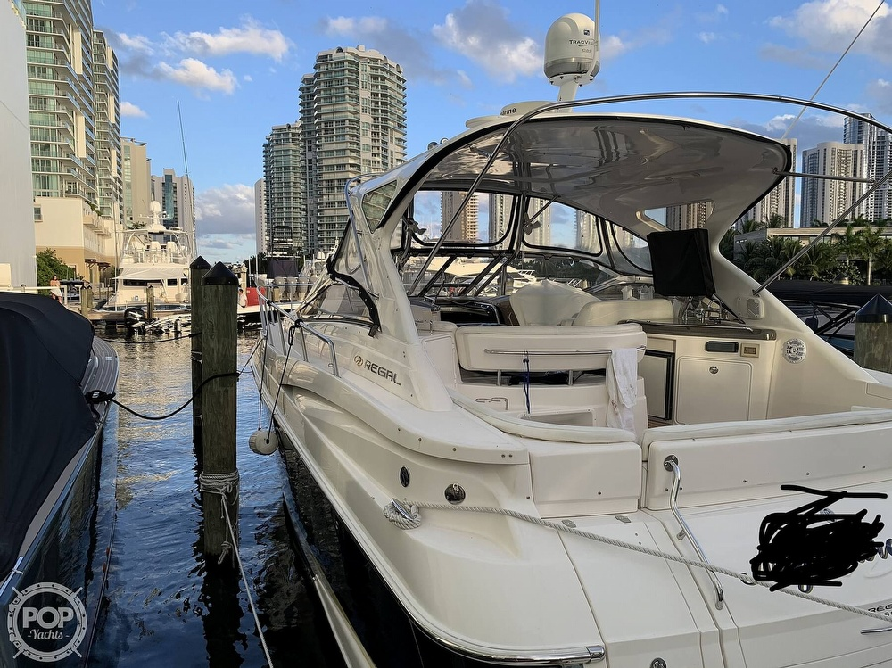 2006 Regal boat for sale, model of the boat is Commodore 3860 & Image # 26 of 40