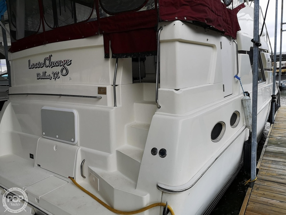 1997 Silverton boat for sale, model of the boat is 372 & Image # 6 of 40
