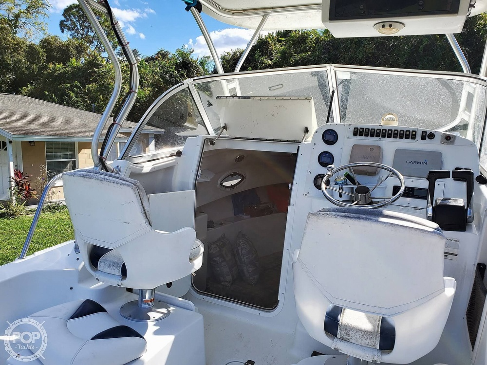 2006 Polar boat for sale, model of the boat is 2300WA & Image # 6 of 40