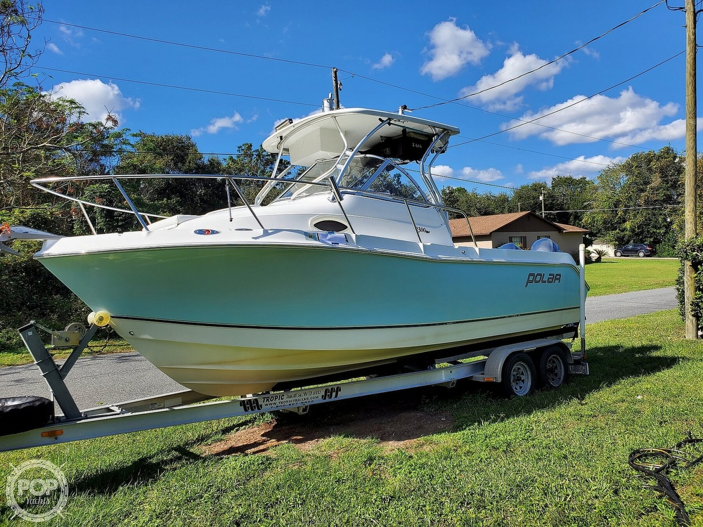 2006 Polar boat for sale, model of the boat is 2300WA & Image # 2 of 40