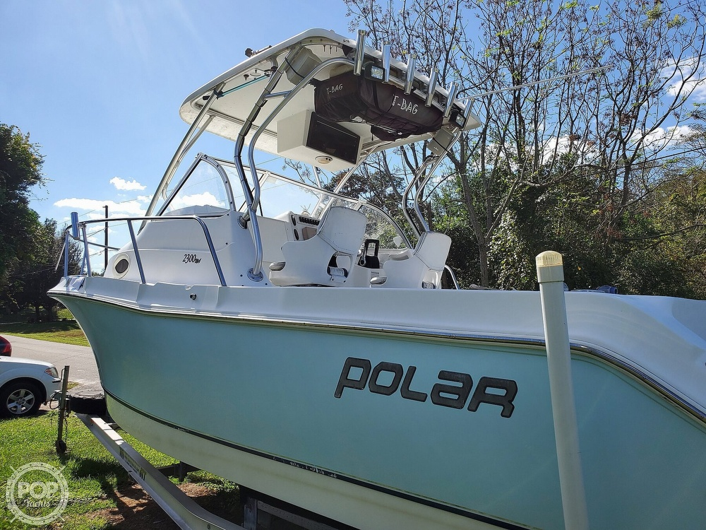 2006 Polar boat for sale, model of the boat is 2300WA & Image # 4 of 40