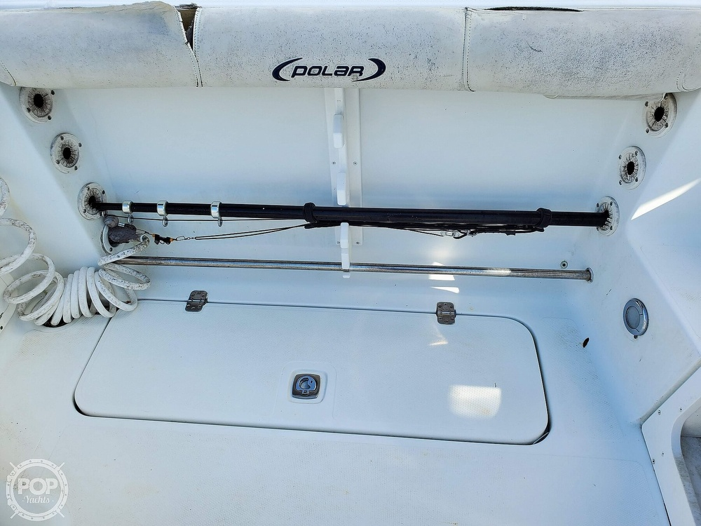 2006 Polar boat for sale, model of the boat is 2300WA & Image # 21 of 40