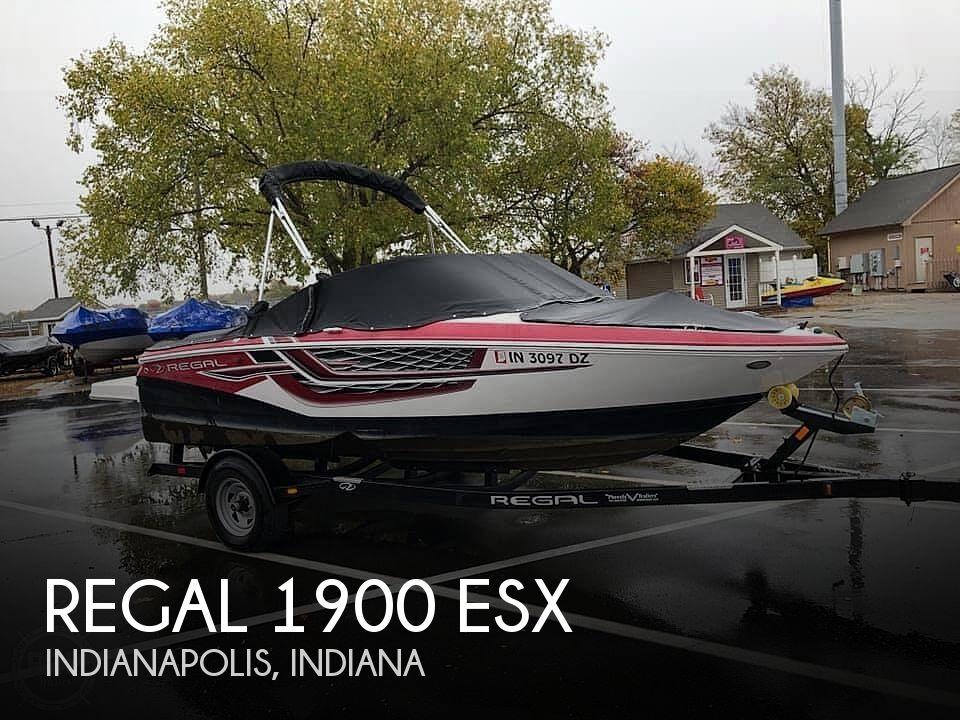 Used Regal 1900 ESX Boats For Sale by owner | 2017 Regal 1900 ESX