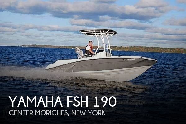 Used Yamaha Ski Boats For Sale in New York by owner   2016 Yamaha FSH 190