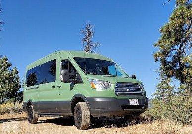 2016 Transit 350 XLT 4X4 - #1
