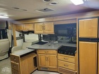 Sink, Oven, Refrigerator, Microwave