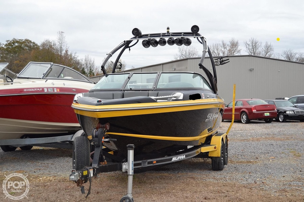 2012 Supra boat for sale, model of the boat is Launch 21V & Image # 6 of 40
