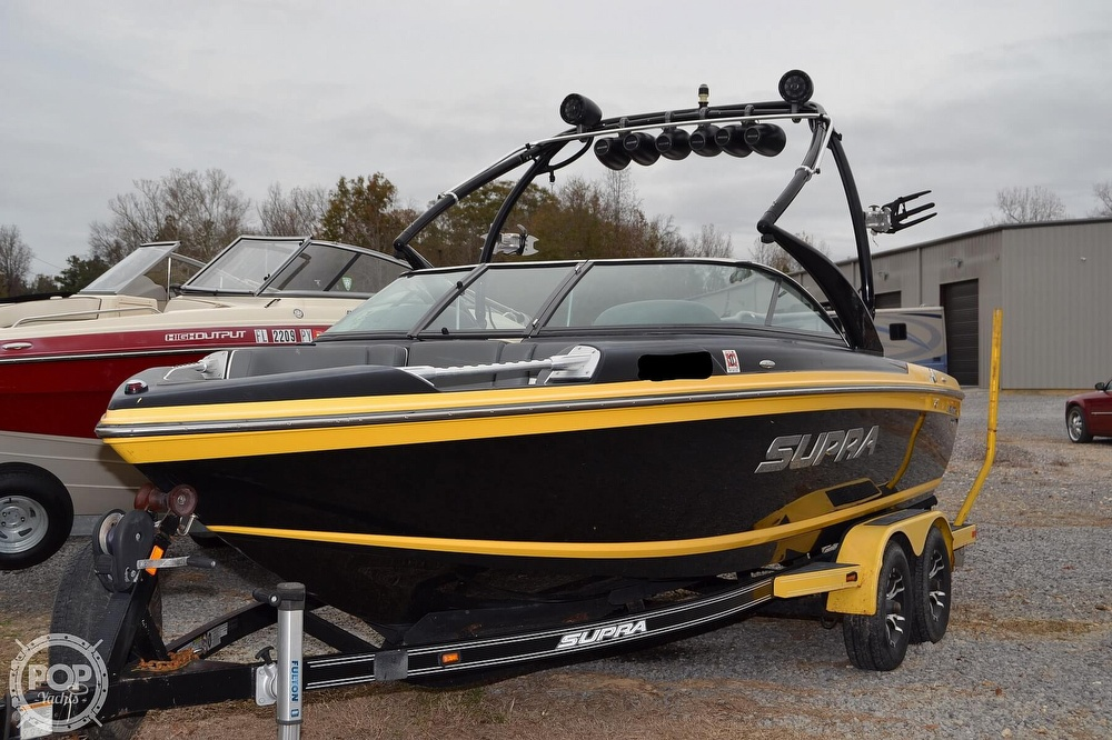 2012 Supra boat for sale, model of the boat is Launch 21V & Image # 7 of 40