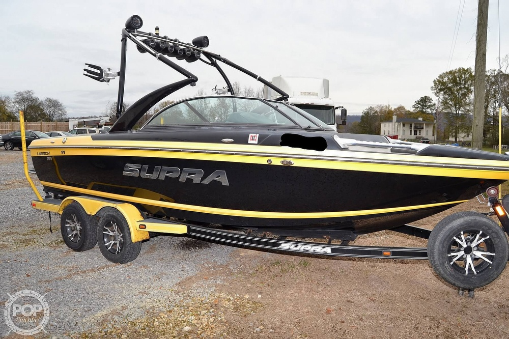 2012 Supra boat for sale, model of the boat is Launch 21V & Image # 11 of 40