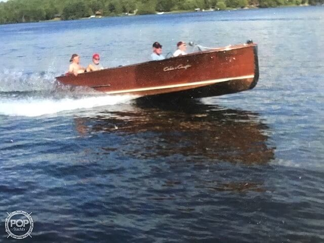 1947 Chris Craft boat for sale, model of the boat is Utility 18 & Image # 6 of 7