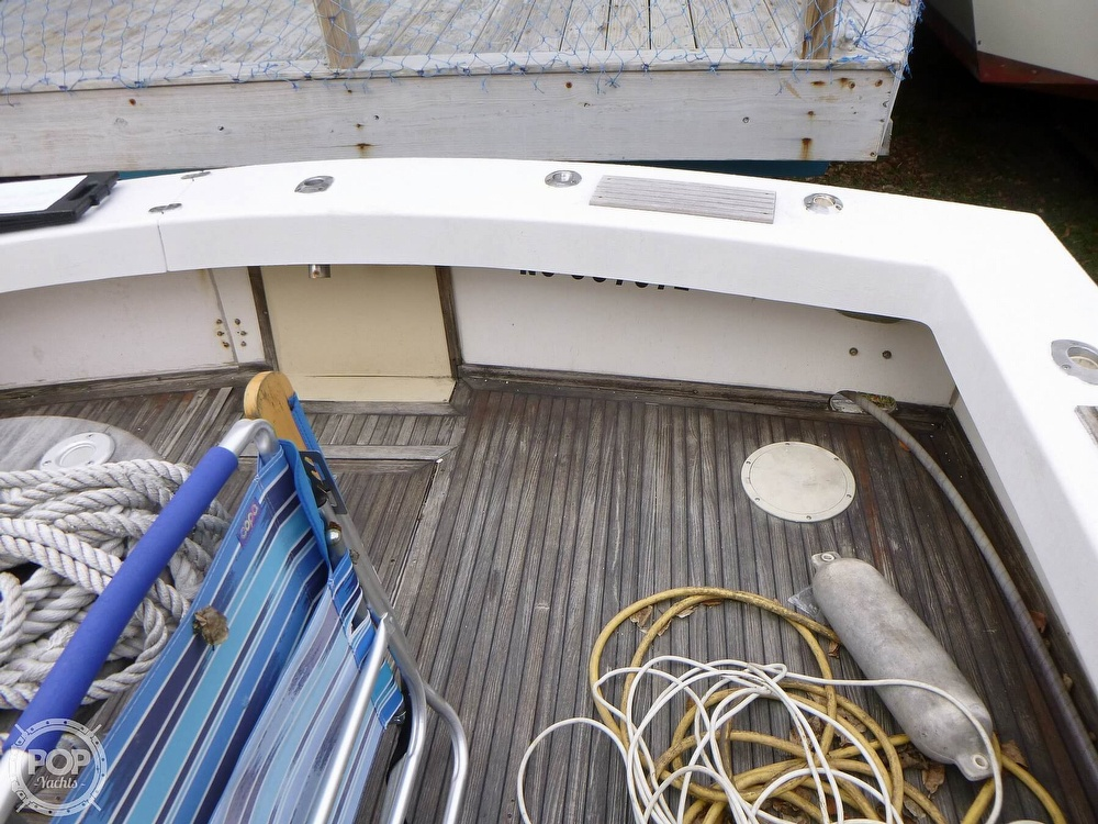 1988 Delta boat for sale, model of the boat is 365 FX & Image # 26 of 40