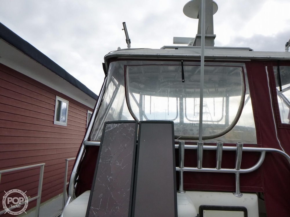1988 Delta boat for sale, model of the boat is 365 FX & Image # 37 of 40