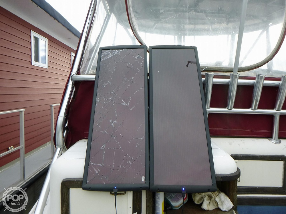 1988 Delta boat for sale, model of the boat is 365 FX & Image # 40 of 40