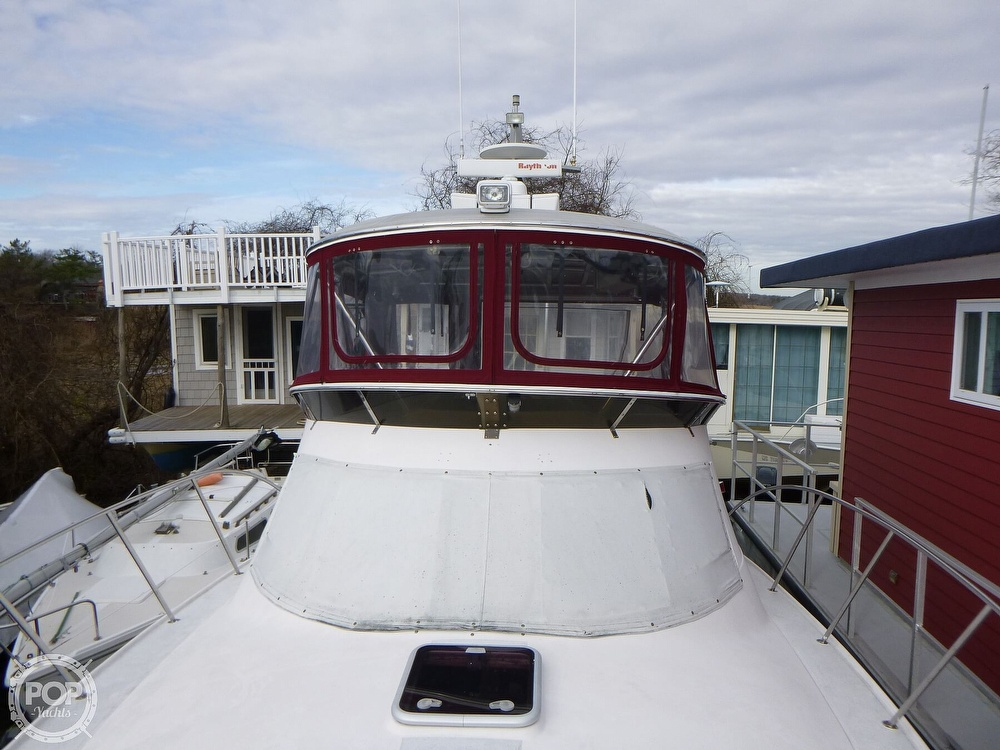 1988 Delta boat for sale, model of the boat is 365 FX & Image # 3 of 40