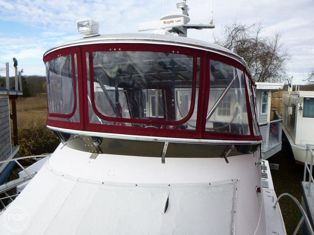 1988 Delta boat for sale, model of the boat is 365 FX & Image # 4 of 40