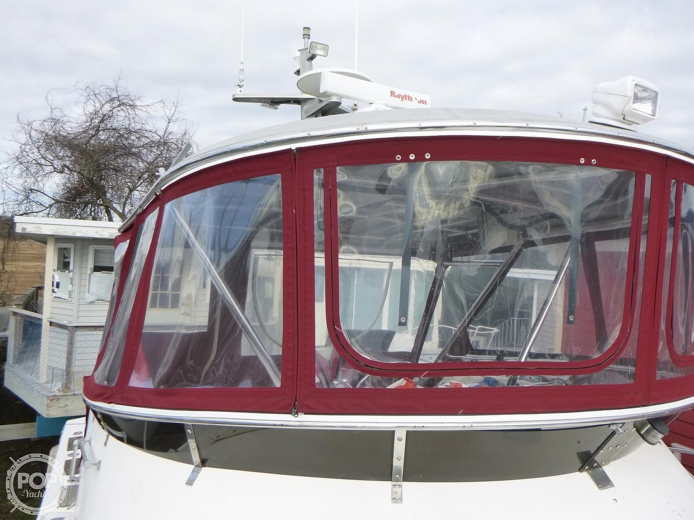 1988 Delta boat for sale, model of the boat is 365 FX & Image # 5 of 40