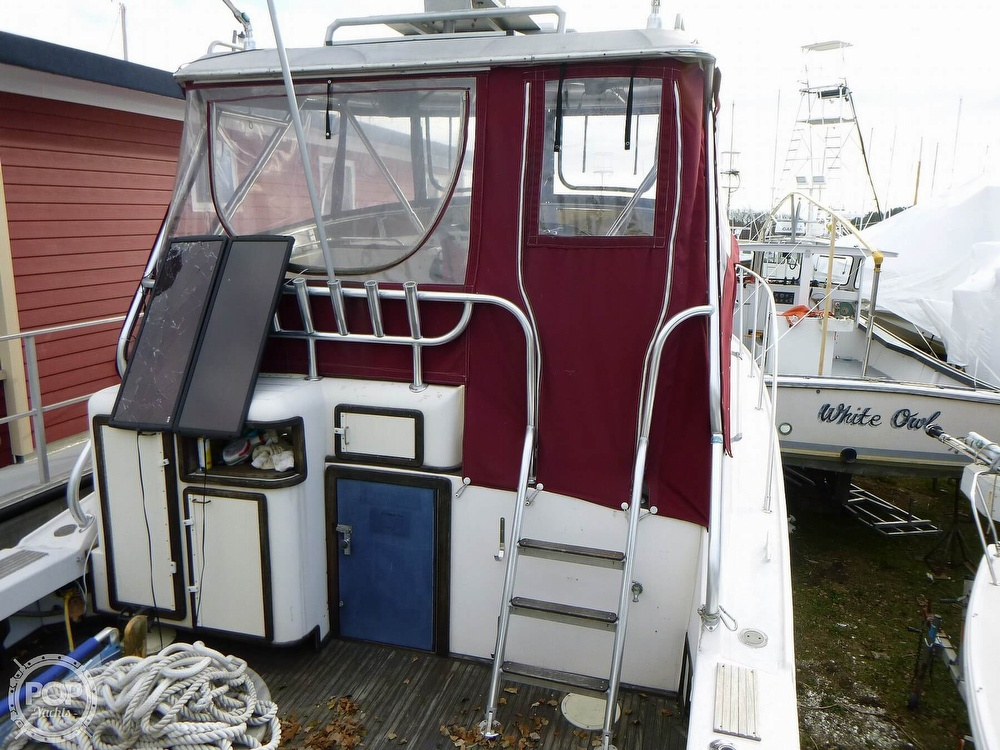 1988 Delta boat for sale, model of the boat is 365 FX & Image # 6 of 40